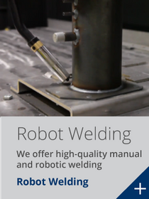 We offer high-quality manual, and robotic welding
