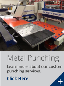 Learn more about our custom punching services.